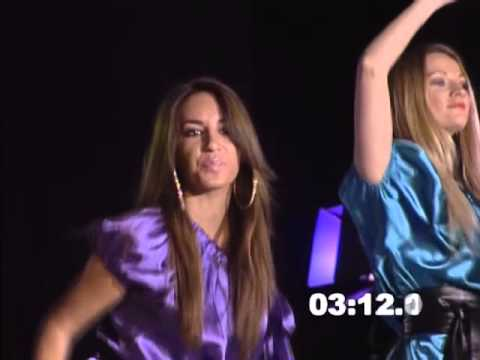 Feminem - Trebam te @ Miss Federacije 2009