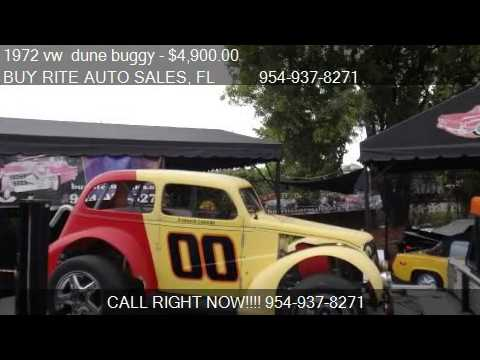 1972 vw  dune buggy  - for sale in FT LAUDERDALE, FL 33304