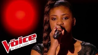 Beyonce - Crazy in Love | Jessie K | The Voice France 2015 | Blind Audition