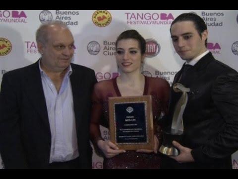 Pasangan Argentina Menangkan Kejuaraan Tango Internasional