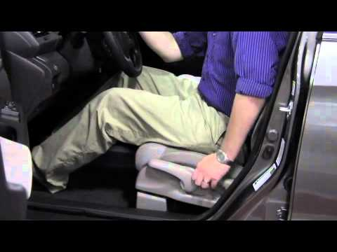 2012 Honda Cr V Manual Seat Adjustments How To By