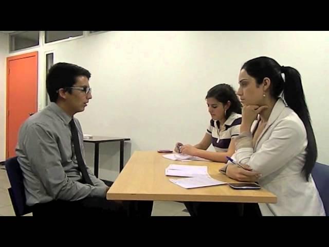 Entrevista de selección por competencias