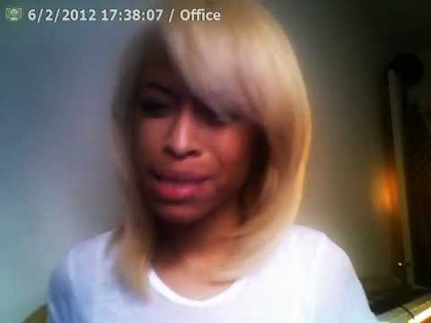Bleach Blonde On Ethnic Hair The Safe Way Youtube