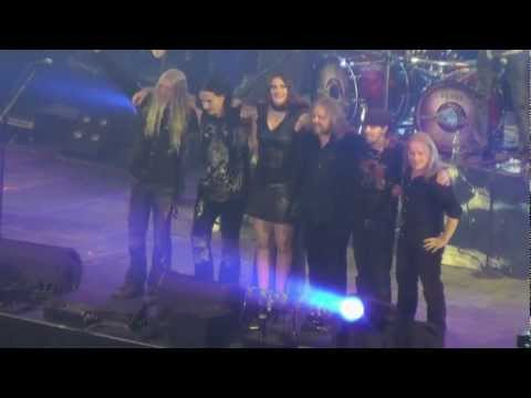 Nightwish Hartwall Areena 10.11.2012