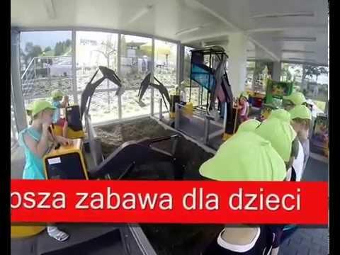 Mini Koparki Na Malta Ski W Poznaniu