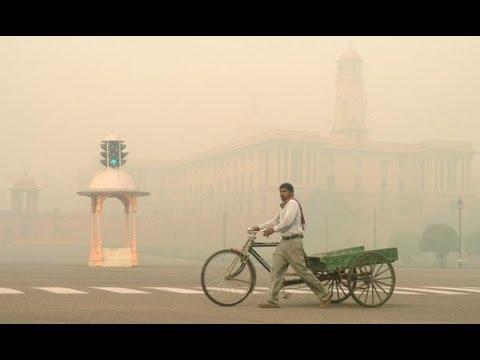 Smog returns to Delhi post Diwali - NewsX