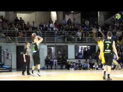 Compil du match HTV vs ASVEL (03-12-2011)