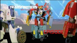 Transformers Battlegrounds Episode 7: Crash Course