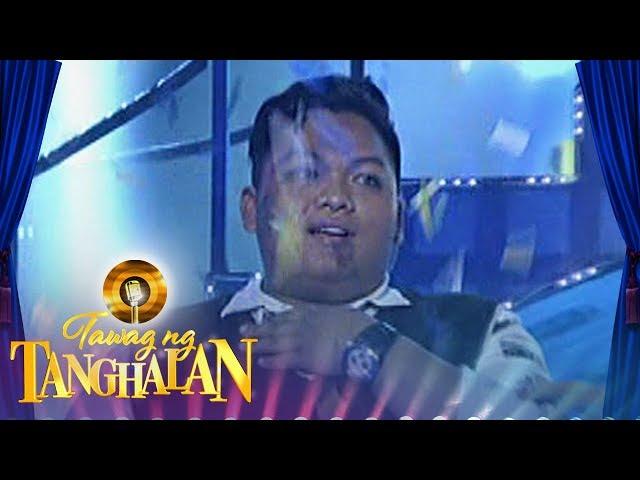 Tawag ng Tanghalan: John Mark Saga reigns!