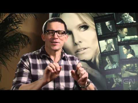 Veronica Mars - 2 Movies & Another Series? - Rob Thomas & Kristen Bell Interview