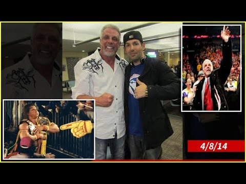 Ultimate Warrior dies 54 just 24 hours after told WWE Every man's heart one day beats its final beat