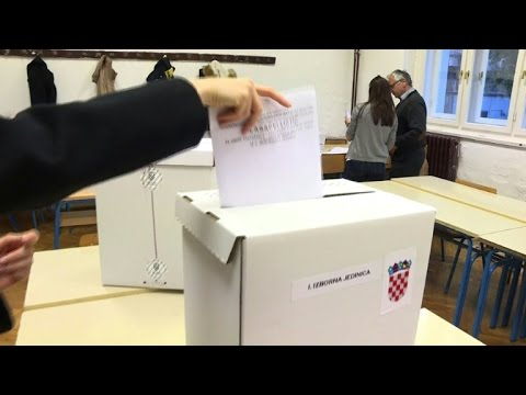 Croatia goes to the polls facing migrant wave, economy woes