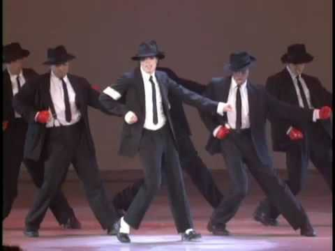 2 / Michael Jackson @ MTV Award Performance