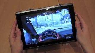 Acer Iconia Tab A500 Test - Deutsch (HD)