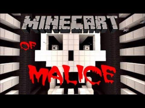 Minecart of Malice - Epic Minecraft Roller Coaster