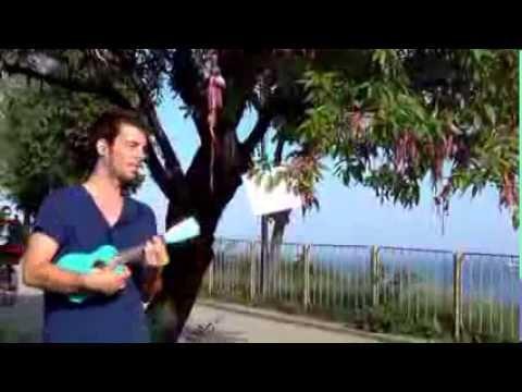 "Ben's Ukulele Road Trips - ""Martinitza, Martinitzi"" Varna, Bulgaria - Варна"
