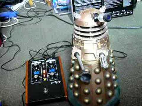 My version of the Dalek intro.