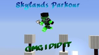 I AM THE SKYLAND CHAMPION | Minecraft Dragon Escape