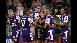 Hyundai A-League 2018/19 Round 17: Perth Glory v Wellington Phoenix