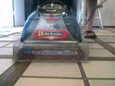 Bissell PROheat 2X carpet cleaner 8920 - YouTube