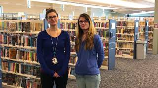 Welcome Lake Elmo Library!