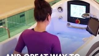 Water Walker is your very own underwater treadmill