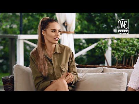 "Ханна в программе ""Рейтинги Звёзд"" на World Fashion Channel (эфир от 23.06.2016)"