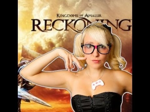 Raychul Reviews: Kingdoms of Amalur: Reckoning