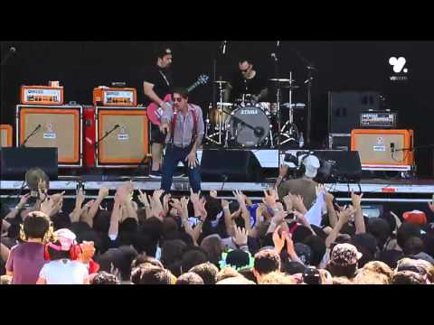 Eagles of Death Metal - Lollapalooza Chile 2016 (FULL HD)