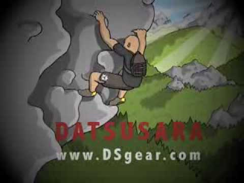 Datsusara Hemp gear animated podcast clip from The Duncan Trussell Family Hour
