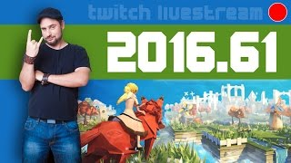 Livestream 2016 #61 - Epistory, Lost Ember, Left 4 Dead 2