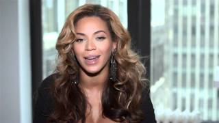 Dazzle in Beyonce's House of Dereon