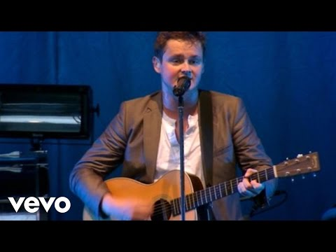 Keane - Clear Skies (Live @ UK Forest Tour 2010)