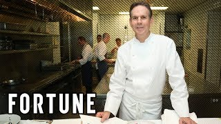 Chef Thomas Keller Defining Fine Dining With TAK Room