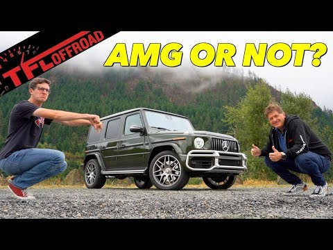 The 2019 Mercedes G63 is USELESS Off-Road, Buy This Instead | No You're Wrong!