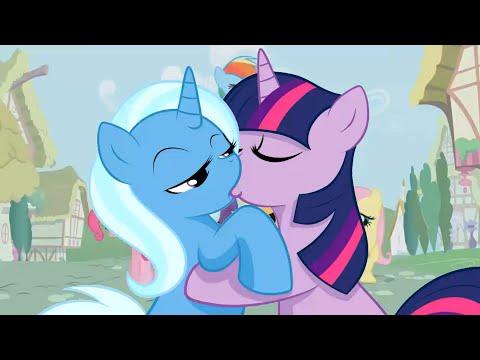 My Little Pony - Friendship Is Gic: Pinkie Pie Tlt Uolliac (censored) video