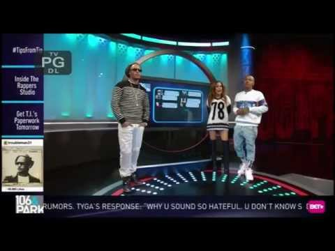 T.I. - Interview (106 & Park) [10.21.2014]