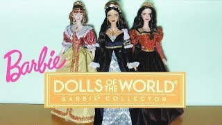 Barbie Collector: Dolls of the World - Le Principesse del Mondo