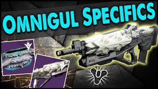 Destiny: How to Get Omnigul Secret Weapon Fast!   Grasp of Malok Pulse Rifle, & Omnigul Bond Review