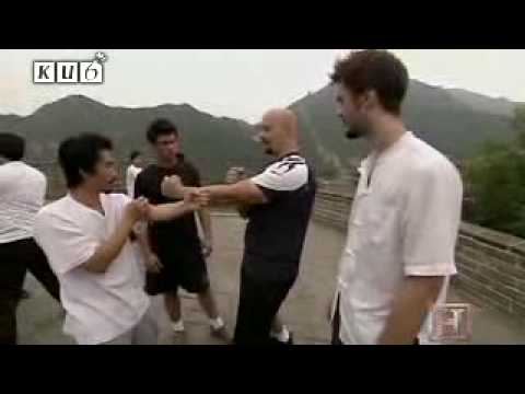 Wing Chun with Master Wang ZhiPeng