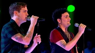 Stevie McCrorie Vs Tim Arnold - Battle Performance: The Voice UK 2015 - BBC One