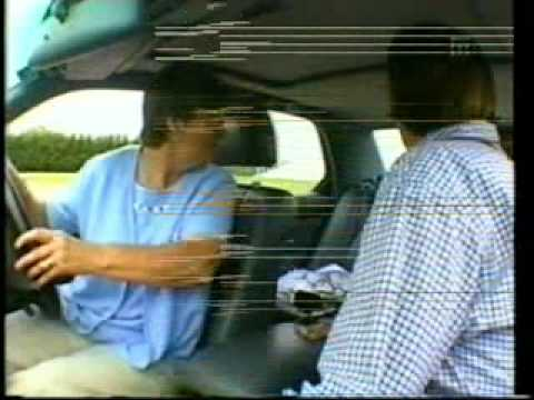 Britain's Worst Driver 2002 - Kay Brown