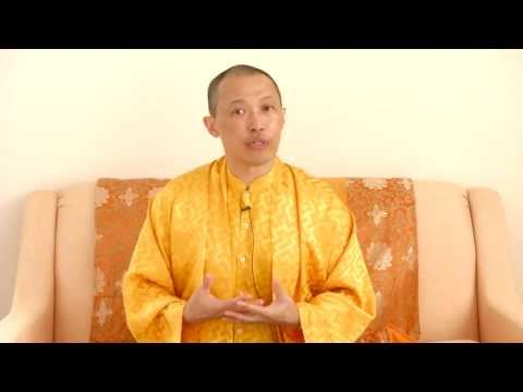 The Shambhala Principle - Book Trailer  -Sakyong Mipham Rinpoche.