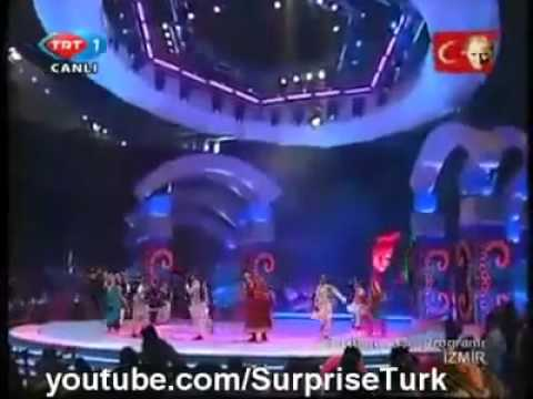 Afghan Attan in Turkey
