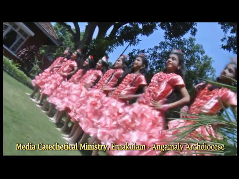 Malayalam Christian Action Song (album - Hesed) 'punchiri Thooki' video