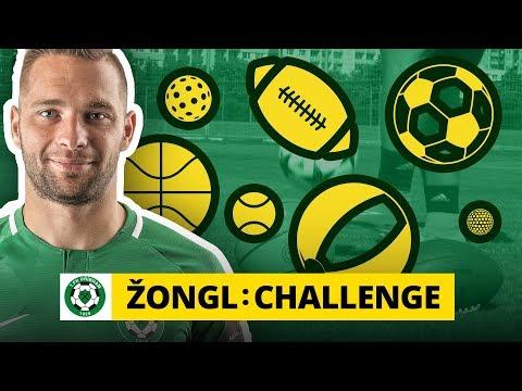 Žongl Challenge: Antonín Fantiš