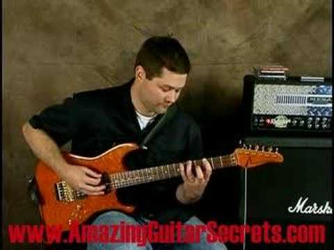 0 Minor Scale Guitar Lesson