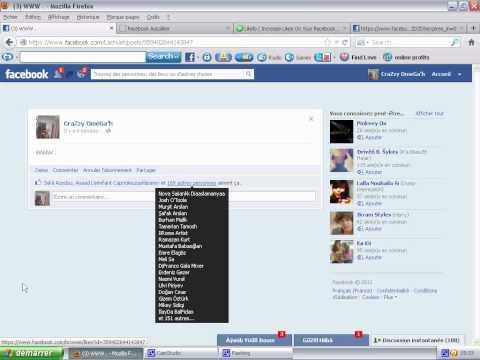 Auto like facebook 2013