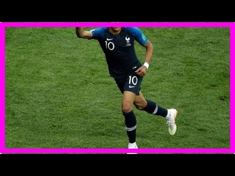 World Cup 2018: Kylian Mbappe's Goal In Final Generated Most Tweets During World Cup – NDTV Sports