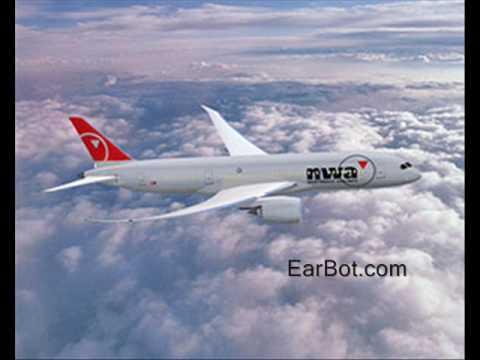 Northwest Airlines Flight 188 Radio Transmissions.wmv